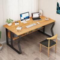书桌简约现代家用电脑桌台式办公桌简易小学生写字桌子卧室学习桌