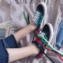 2018款港味复古帆布鞋ins韩版学生百搭板鞋送4色鞋带