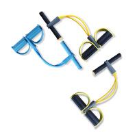 健身仰卧起坐拉力器 拉力绳