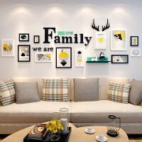 客厅装饰画沙发背景墙壁画现代简约餐厅墙上挂画北欧风格大气墙画