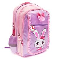 儿童书包小学生轻便公主背包女孩一二年级6-12周岁女童3-6年级