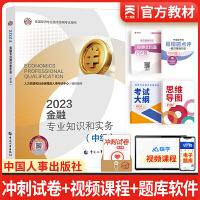 中级经济师教材2021 金融专业知识与实务 经济师中级2021