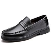 苹果APPLE2016新款牛皮男鞋商务休闲鞋皮鞋婚鞋 5208051
