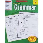 【满99减30】【一年级语法】学乐成功系列 Scholastic Success With Grammar Grade