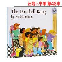 汪培�E书单 英文绘本The Doorbell Rang 门铃又响了平装4-8岁ALA 推荐童书吴敏兰书单 第48本