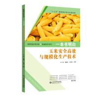 一本书明白玉米安全高效与规模化生产技术