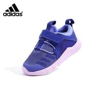 阿迪达斯adidas童鞋18秋季新款婴童运动鞋儿童休闲鞋宝宝训练鞋学步鞋(0-4岁可选) AH2581