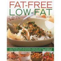 【预订】Fat-Free, Low-Fat Cookbook: 200 Recipes for