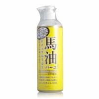 日本 北海道 LOSHI马油系列 保湿护肤面霜 润肤露485ml