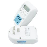 (两只优惠装)16A 3600瓦 大功率 定时器 定时开关电源插座 厨房定时器 电子倒计时器 220v 充电宝 热水器