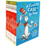 Dr. Seuss 英文原版绘本 苏斯博士 A Classic Case of 经典故事图画书