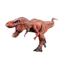 儿童男女孩礼物大号实心仿真霸王龙暴龙 动物恐龙模型