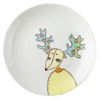 西餐盘子陶瓷餐具儿童创意碟子餐盘套装家用