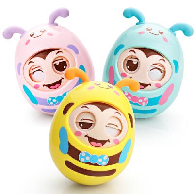 不倒翁玩具婴儿3-6-9-12个月宝宝儿童小孩0-1岁大号不到翁8-7