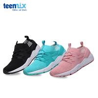 天美意teenmix童鞋 舒适休闲鞋 男女童运动鞋 柔软轻便跑步鞋 DX034
