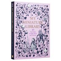 【中商原版】我的微型图书馆:30种小册子的制作、阅读和珍藏 英文原版 30 Tiny Books to Make, Read and Treasure 手工制作