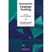 【预订】Interactive Language Teaching