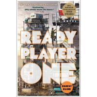 【现货】英文原版 Ready Player One 头号玩家(玩家1号)(斯皮尔伯格2018美国电影 头号玩家原著小说