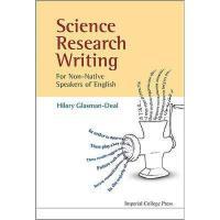 【预订】Science Research Writing for Non-Native Speakers of