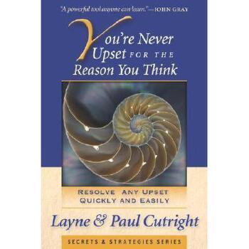 【预订】You're Never Upset for the Reason You Think, 2nd 美国库房发货,通常付款后3-5周到货!