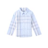 网易严选 格纹棉质衬衫(婴童)