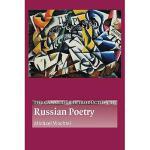 【预订】The Cambridge Introduction to Russian Poetry Y978052100