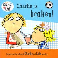 Charlie Is Broken! 查理与劳拉系列 9780448452371