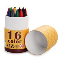 西班牙美乐Joan Miro 儿童可水洗蜡笔 宝宝彩色画笔 安全无毒