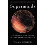 【中商原版】超级大脑:人和计算机共同思考的神奇力量 英文原版 Superminds