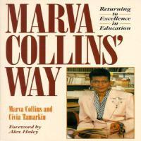 【现货】原版包邮 英文原版 Marva Collins' Way: Updated 马文柯林斯的教育方法 修订版 老师