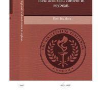 【预订】Genetic Control of High Oleic Acid Seed Content in