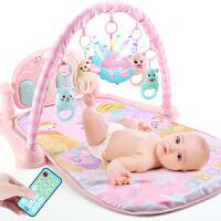音乐脚踏钢琴3--12个月婴儿健身架新生儿宝宝玩具