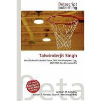 【预订】Talwinderjit Singh