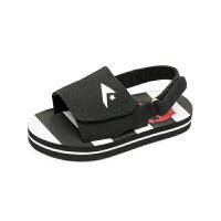 儿童凉鞋男童夏季新款凉鞋宝宝休闲凉鞋女童海军风沙滩鞋