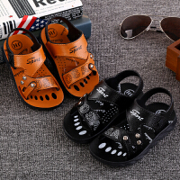 男童凉鞋夏季新款宝宝凉鞋学生鞋大中小童沙滩鞋