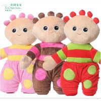 BBC汤姆布利柏 花园宝宝毛绒玩具 宝宝儿童玩偶 可爱布娃娃公仔