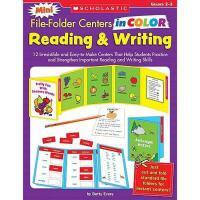 【预订】Reading and Writing, Grades 2-3: 12 Irresistible and