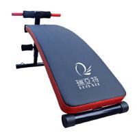 多功能收腹器健身器材 家用哑铃凳超宽腹肌仰卧板 仰卧起坐板