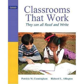 【预订】Classrooms That Work: They Can All Read and Write 美国库房发货,通常付款后3-5周到货!