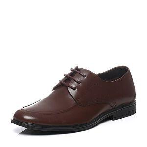 Teenmix/天美意2017夏季牛皮商务正装男单鞋A8285BM7