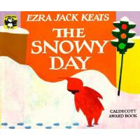 英文原版 The Snowy Day 下雪天 1963年 凯迪克金奖绘本