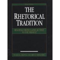 【预订】The Rhetorical Tradition 2e: Readings from Classical