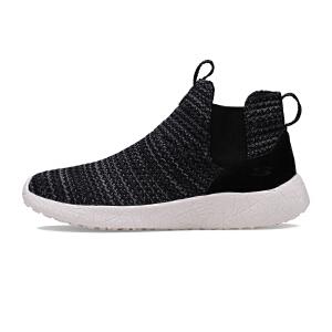 Skechers斯凯奇女鞋2018高帮短靴透气靴子运动鞋休闲鞋12790