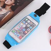 可触屏腰包 新款视窗跑步腰包适用于苹果三星华为手机腰包防水触摸腰包