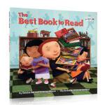 英文原版童书绘本The Best Book to Read 插画Michael Garland