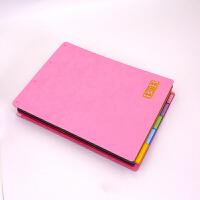 BINB必因必 100C粉色包中宝 王芳创意文具 学生书包整理收纳 保护书本 当当自营
