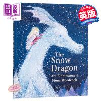 【中商原版】Abi Elphinstone:雪域之龙 The Snow Dragon 精品绘本 故事书 探险历奇 7~