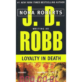 Loyalty in Death(ISBN=9780425171400) 英文原版