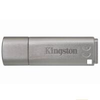 Kingston/金士顿 DTLPG3 32G 优盘硬件加密金属 U盘 银灰 USB3.0