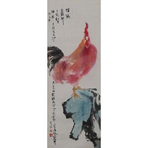 A367杨善深雄鸡